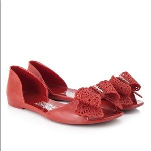 Ferragamo Prieta jelly shoes